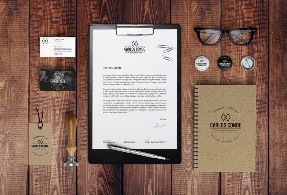 estudio creativo identidad corporativa baiona