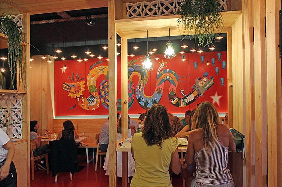 diseno de restaurantes galicia