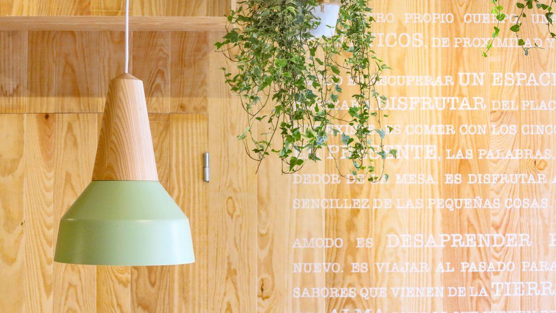 Dise o y decoraci n de restaurantes adc espacios for Diseno decoracion espacios