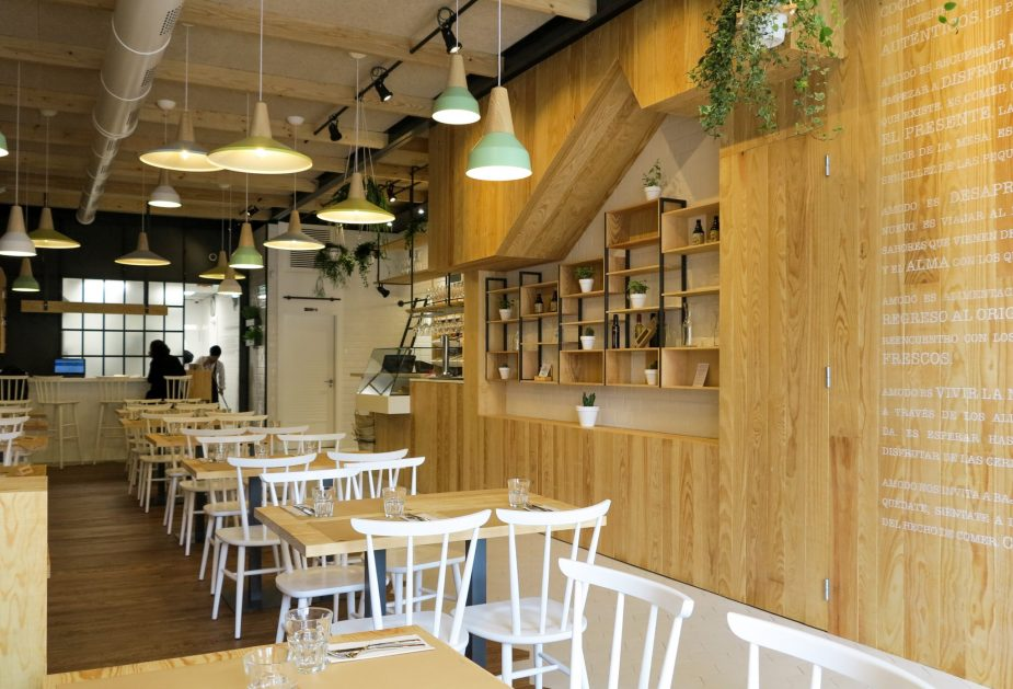interiorismo comercial restaurante vigo