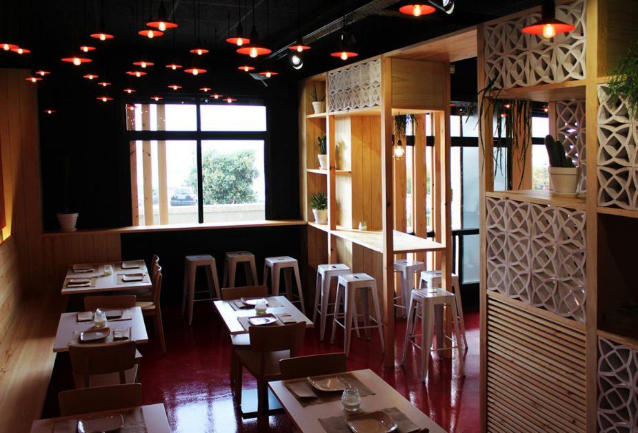 reforma restaurante nigran galicia